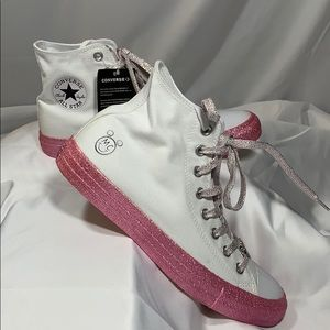 Women's Converse x Miley Cyrus Chuck Size 7